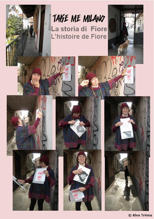 L'histoire de Fiore La storia di Fiore Fiore's story