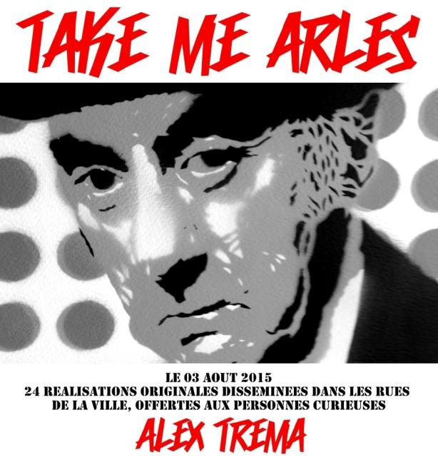 Eflyer WB TaKe Me Arles