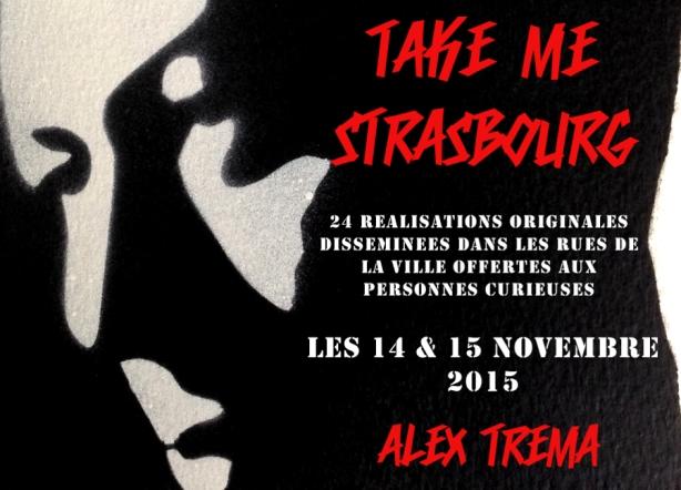 Eflyer TaKe Me Strasbourg